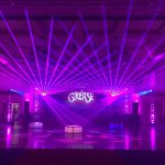 PX Ballroom with Lasers